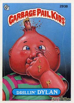 Garbage Pail Kids Original Series 8 Geepeekay