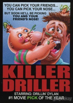 Garbage Pail Kids 30th Anniversary Horror Film Geepeekay
